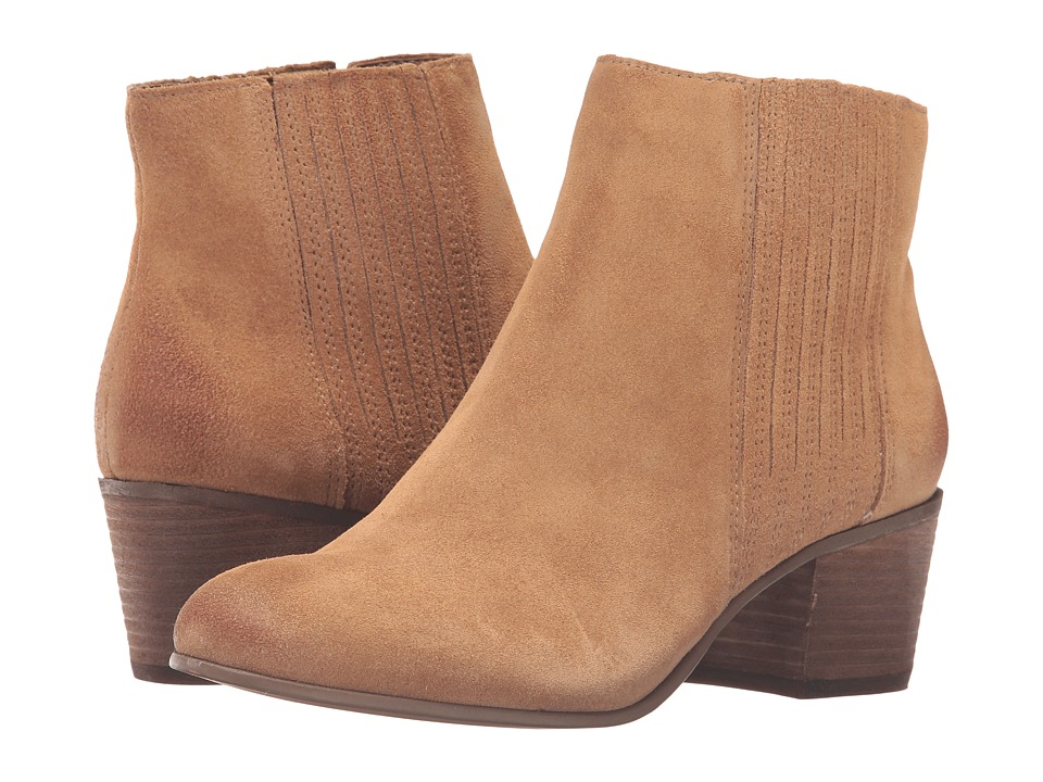 Dolce Vita - Iona (Camel Suede) Women's Shoes