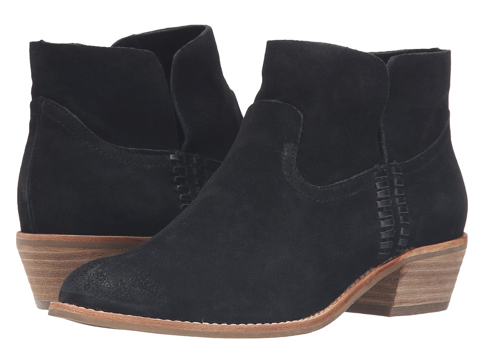 Dolce Vita Charee (Black Suede) Women
