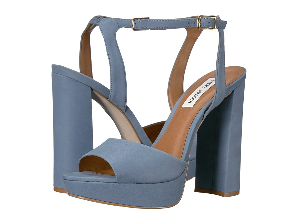 Steve Madden - Brrit (Light Blue) High Heels