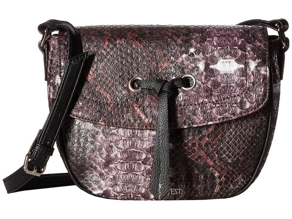 Nine West - Bohemian Beltway (Russet/Black) Handbags