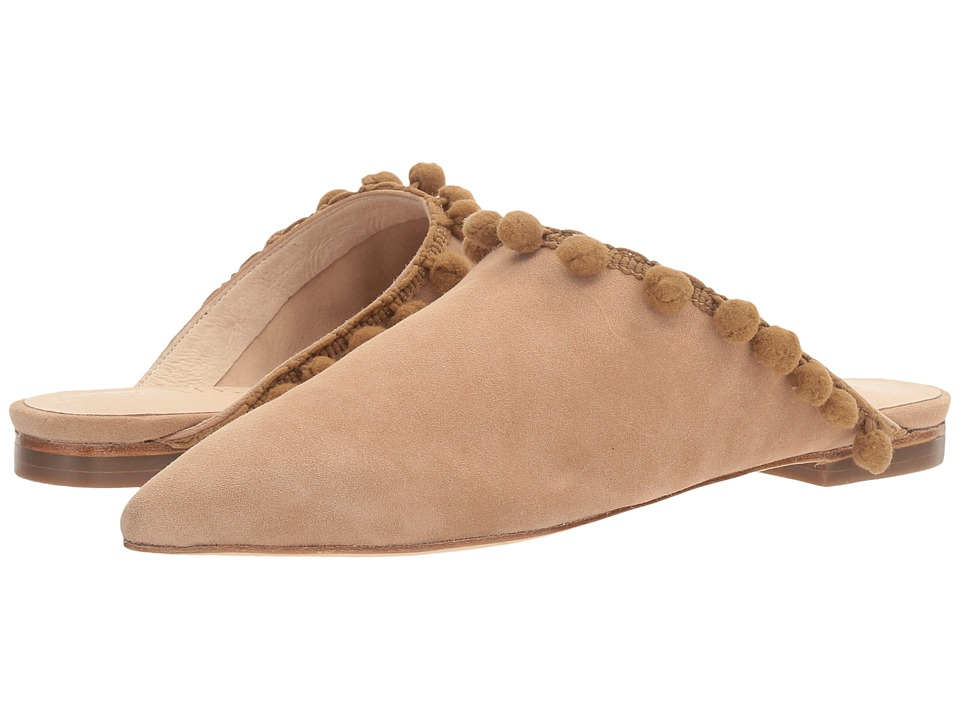 RAYE - Jasmin (Tan) Women's Slip on Shoes