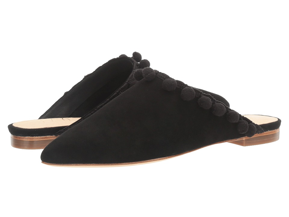 RAYE - Jasmin (Black) Women's Slip on Shoes