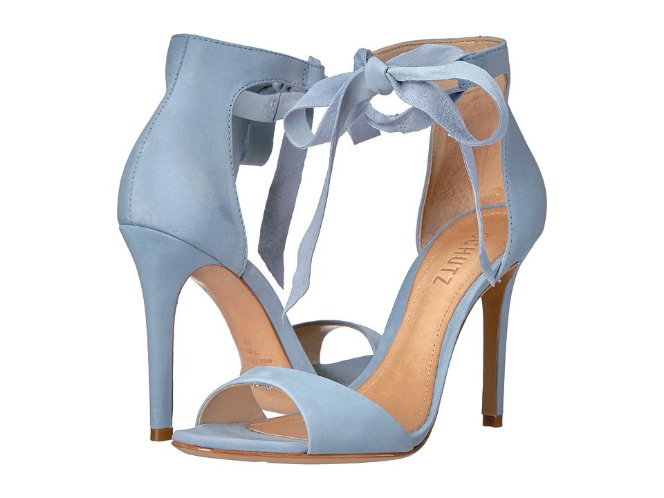 Schutz Rene (Jeans) High Heels