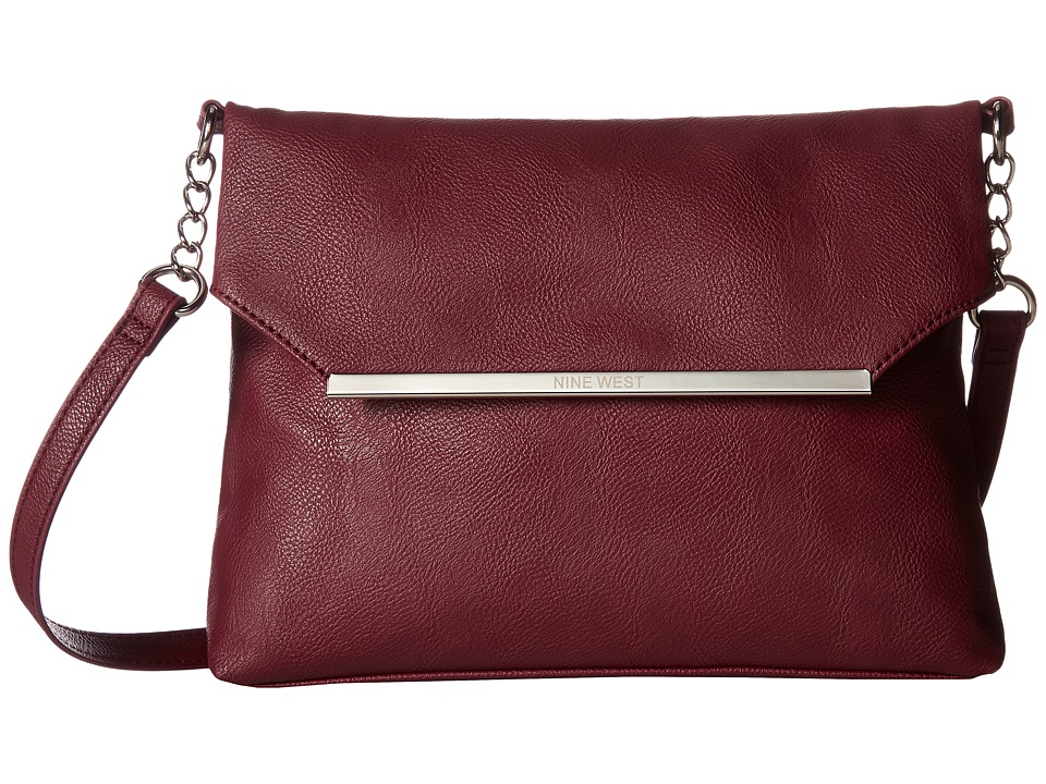 Nine West - Glam Hour (Crimson) Handbags