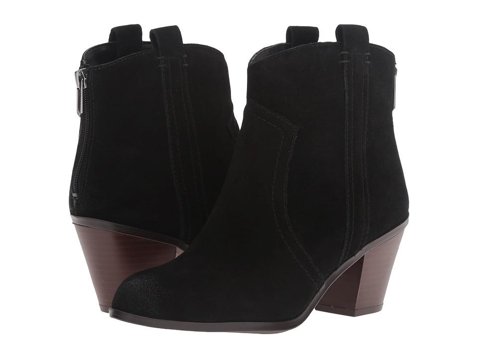 Sam Edelman - Laska (Black Suede) Women's Boots