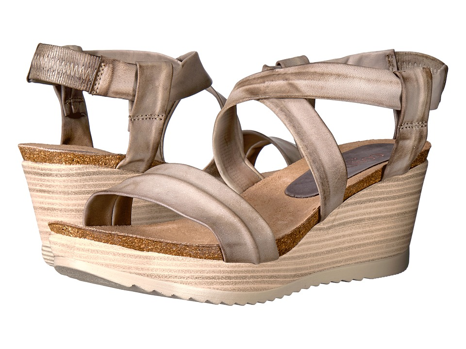 Cordani - Sammie (Taupe) Women's Wedge Shoes