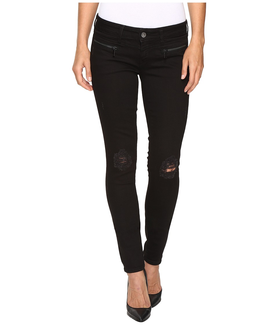 Mavi Jeans - Lily in Black Super (Black Super) Women's Jeans
