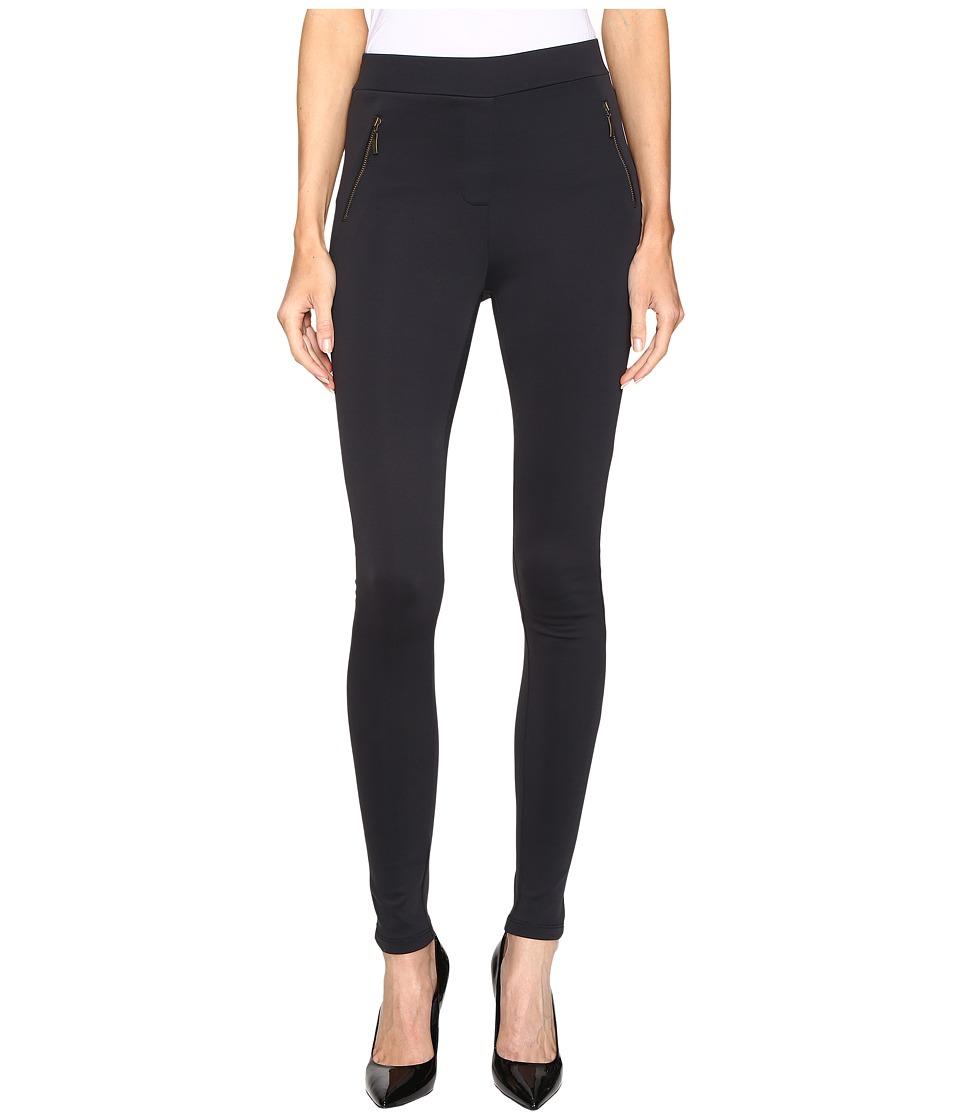 Mavi Jeans - Alissa in Black Scuba (Black Scuba) Women's Jeans