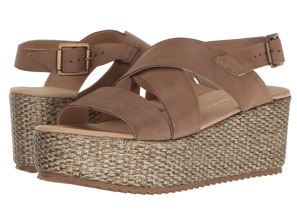 Cordani - Rosalinda (Taupe) Women's Wedge Shoes