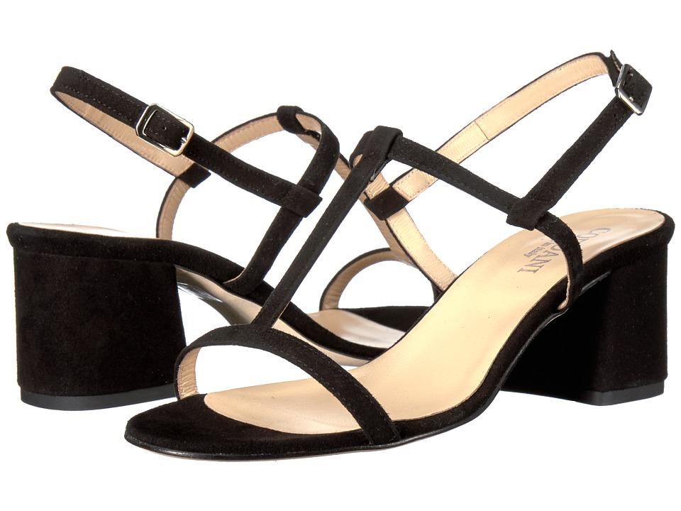 Cordani Nicolette (Black Suede) High Heels