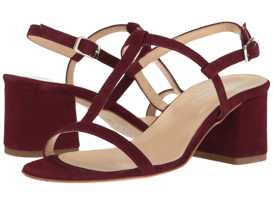 Cordani Nicolette (Burgundy Suede) High Heels