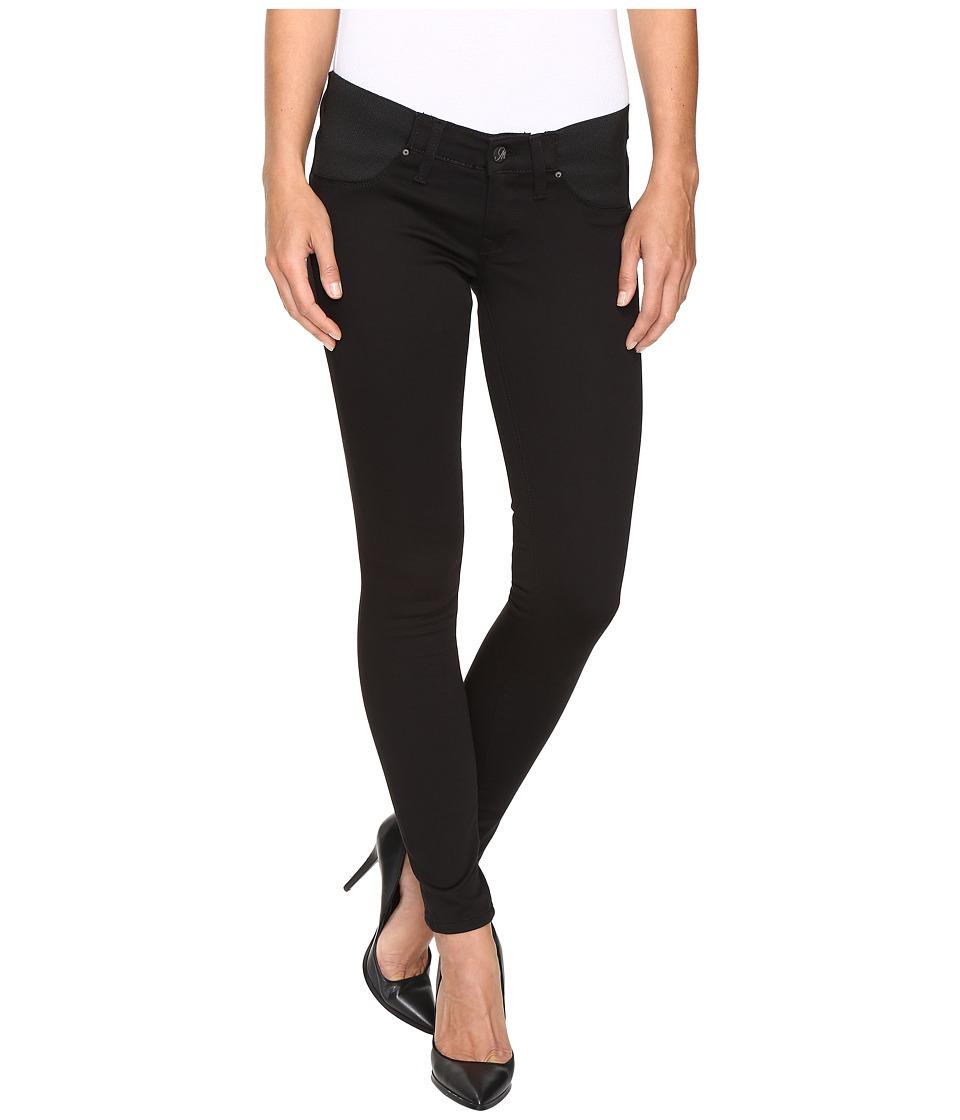 Mavi Jeans - Reina in Jet Black (Jet Black) Women's Jeans