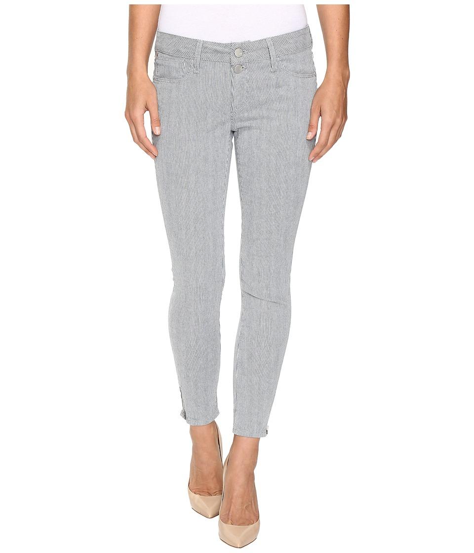 Mavi Jeans - Celine in Stripe Indigo (Stripe Indigo) Women's Jeans