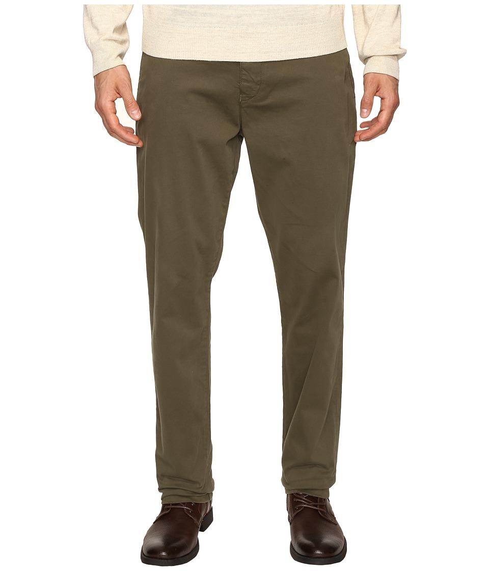 Mavi Jeans - Edward in Olive Twill (Olive Twill) Men's Jeans