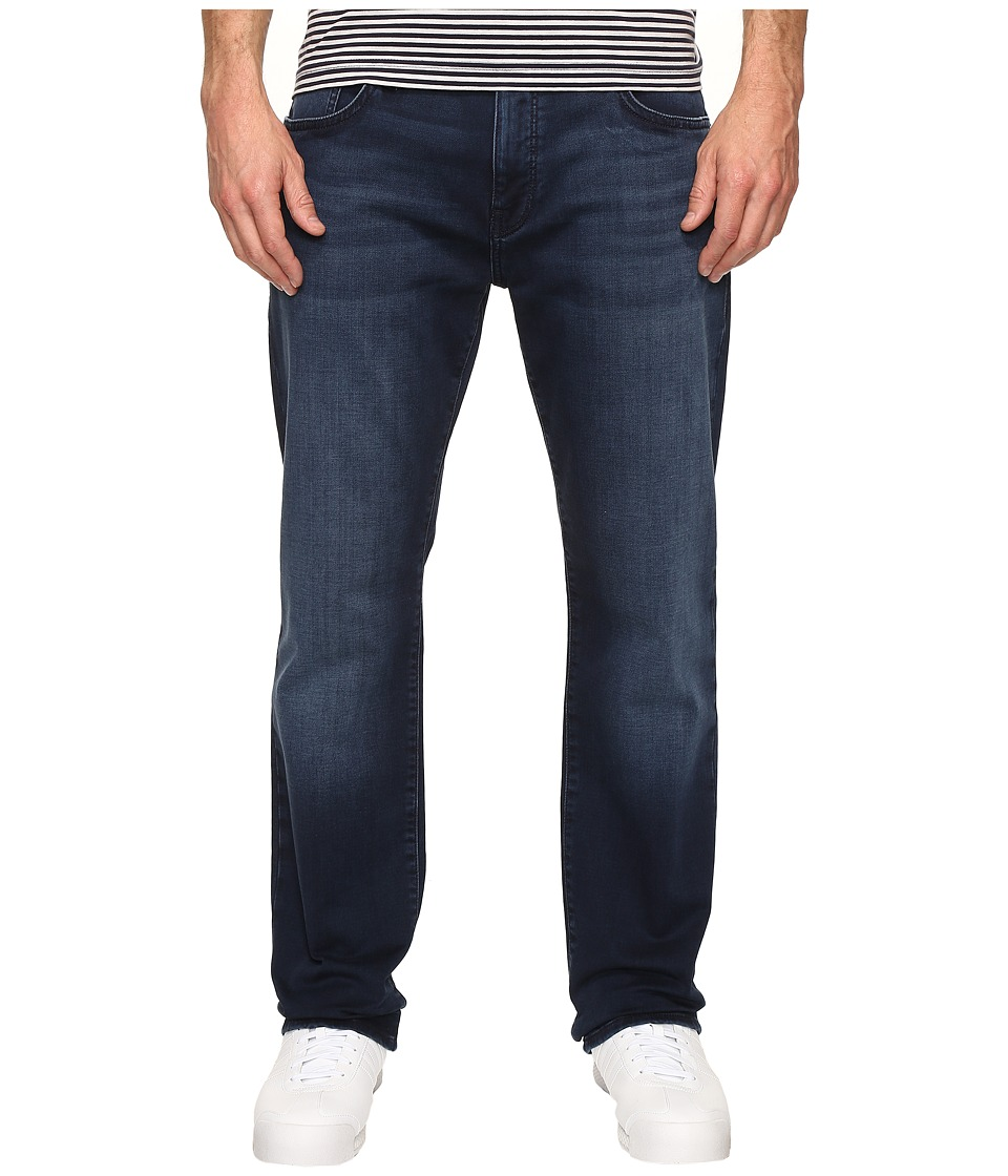 Mavi Jeans Zach in Indigo Coated Sporty (Indigo Coated Sporty) Men