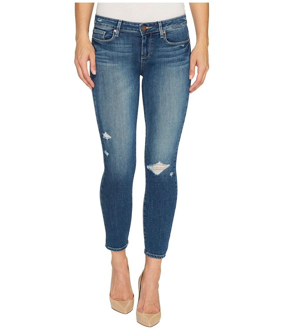 Paige - Verdugo Crop in Ramona Destructed (Ramona Destructed) Women's Jeans