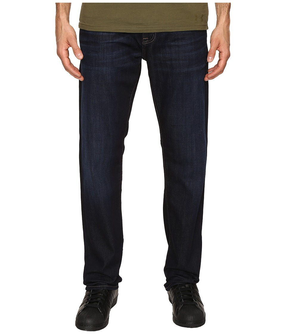 Mavi Jeans Zach in Rinse Brushed Williamsburg (Rinse Brushed Williamsburg) Men