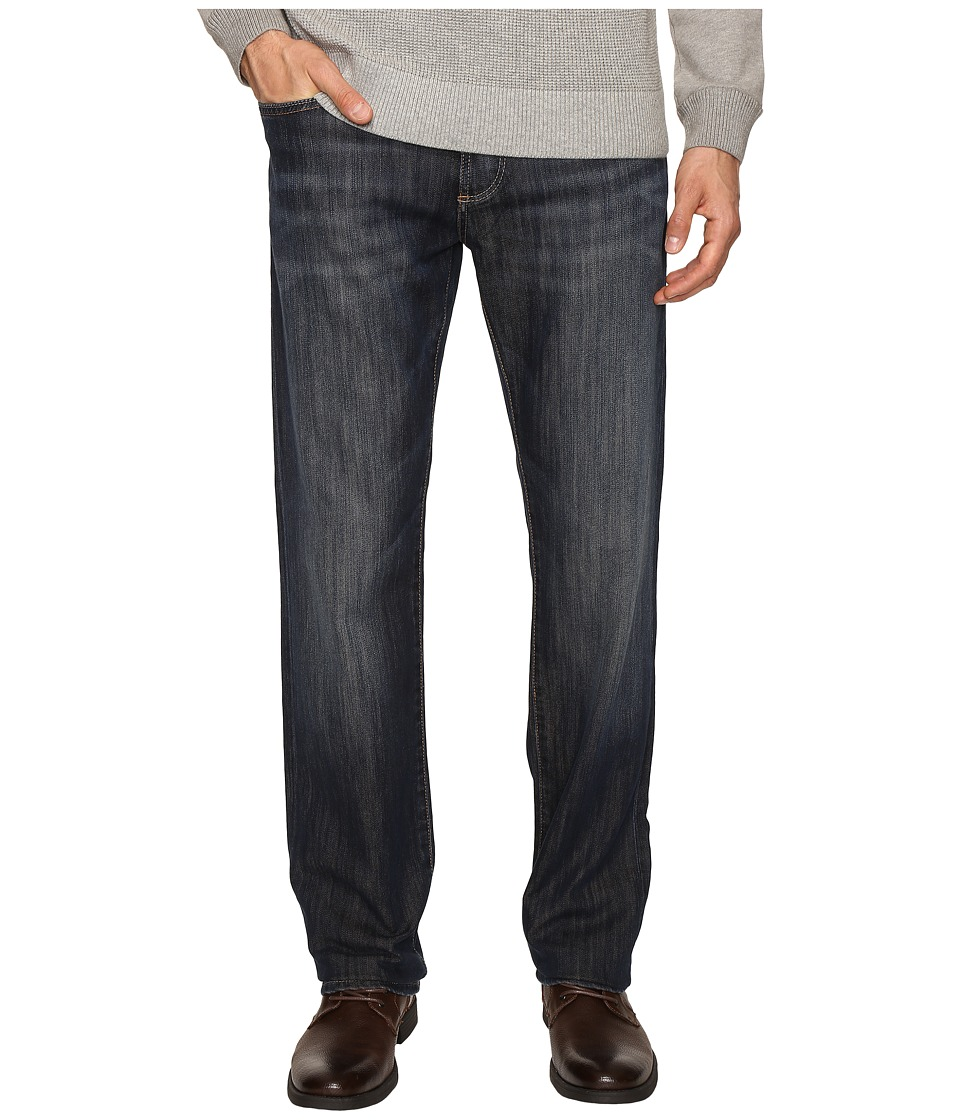 Mavi Jeans - Zach in Dark Kensington (Dark Kensington) Men's Jeans
