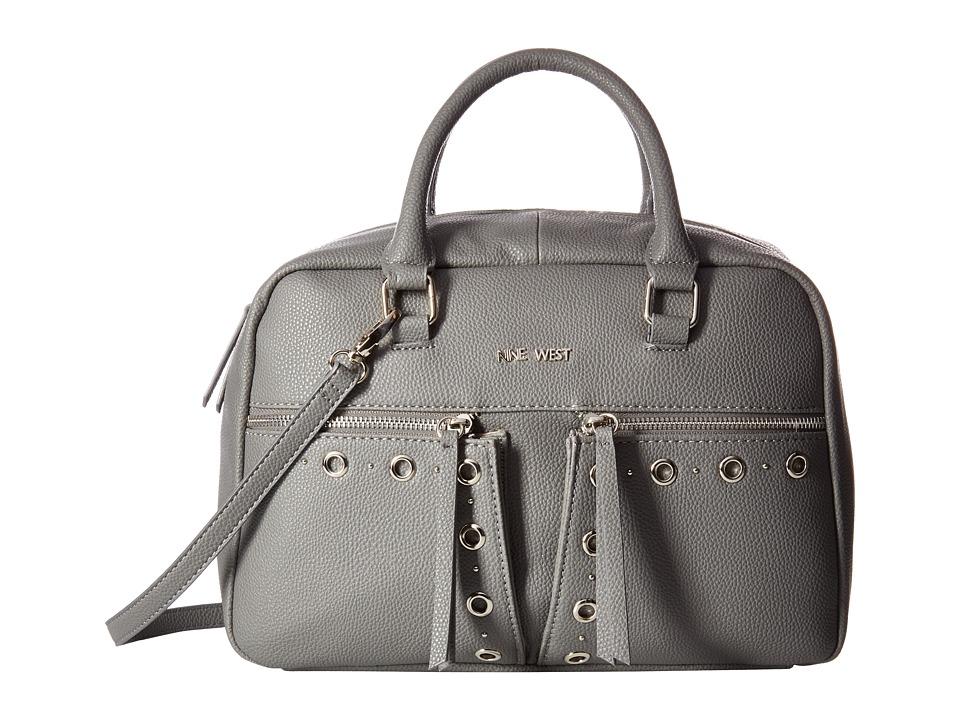 Nine West - Feeling Dressy (Heather Grey) Handbags