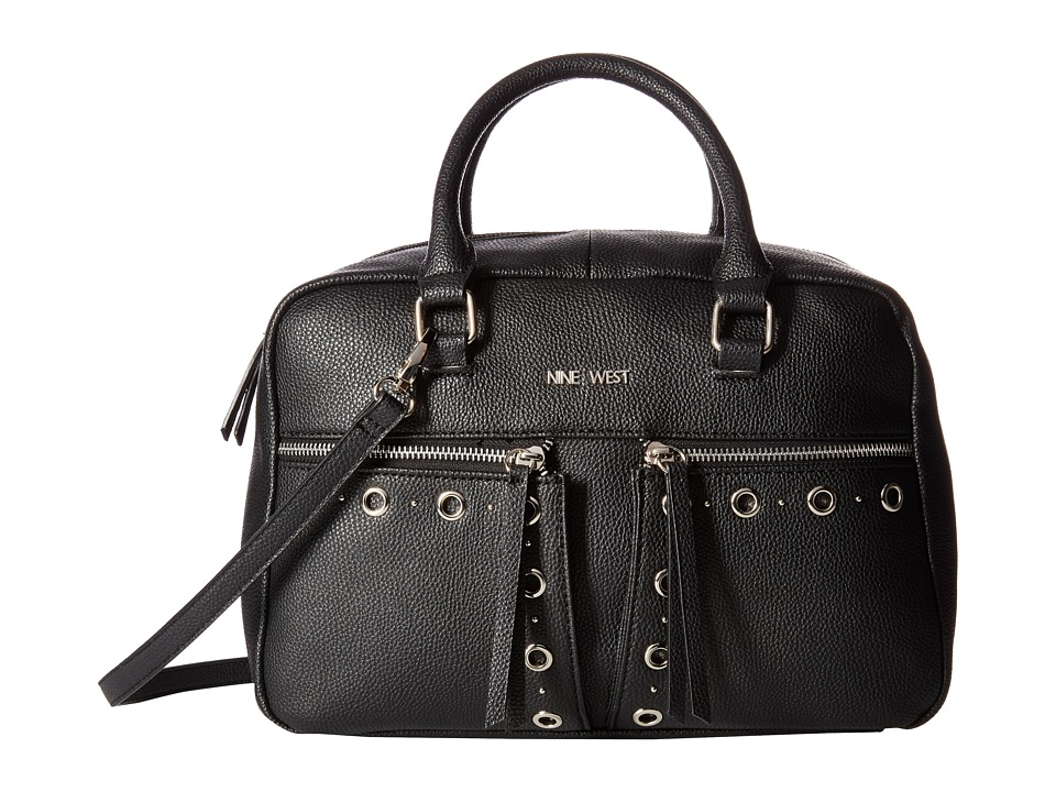 Nine West - Feeling Dressy (Black) Handbags