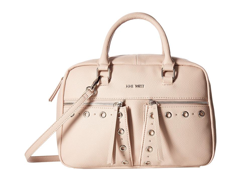 Nine West - Feeling Dressy (Blush) Handbags