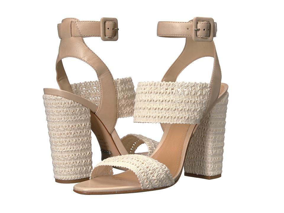 Schutz Glendy (Cru/Vanilla) Women's Shoes