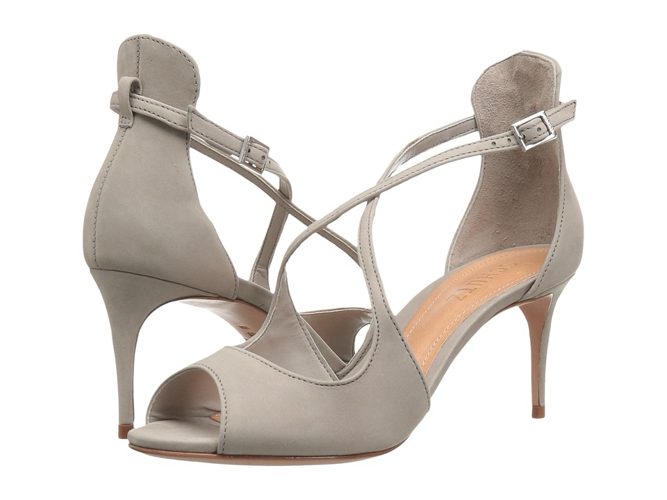 Schutz - Zach (Cement) Women's Shoes