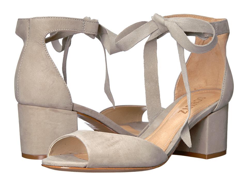 Schutz - Nere (Cement) Women's Shoes