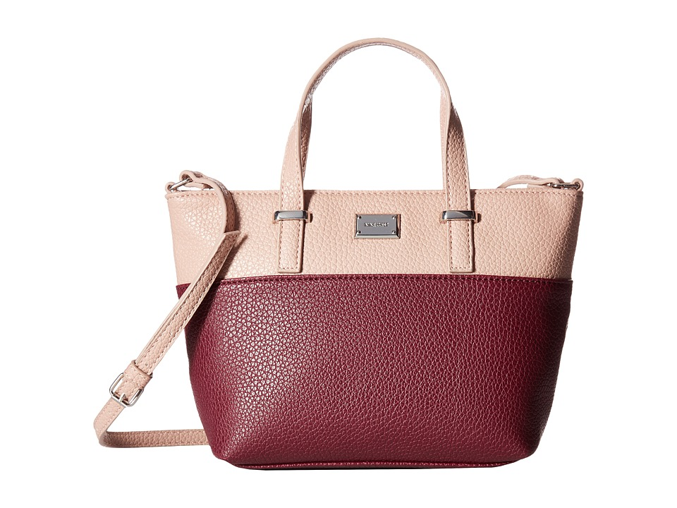 Nine West - It Girl (New Mauve/Crimson) Handbags