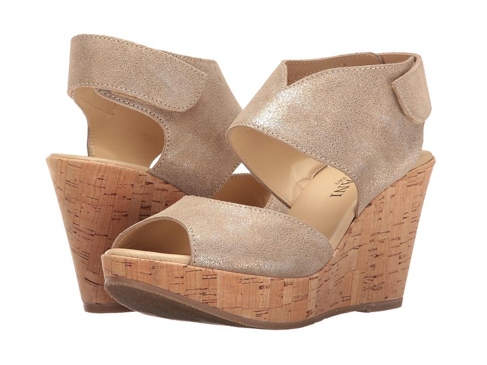 Cordani - Rhonda (Dusty Gold) Women's Wedge Shoes