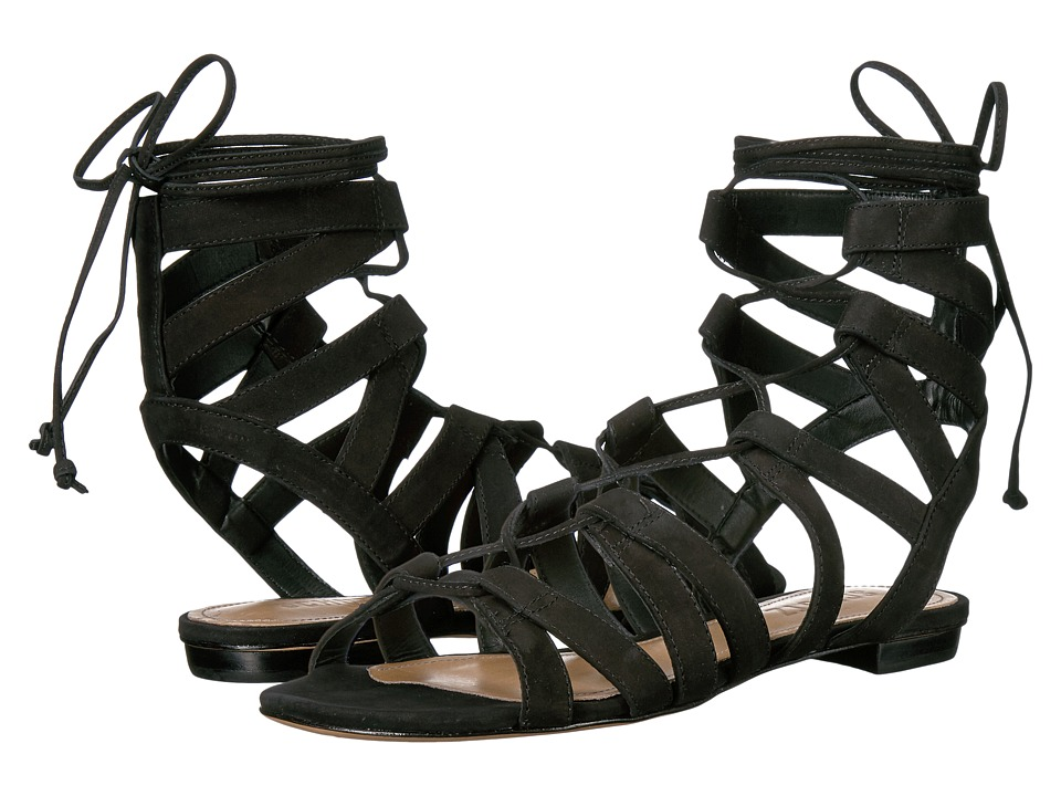 Schutz - Berlina (Black) Women's Shoes