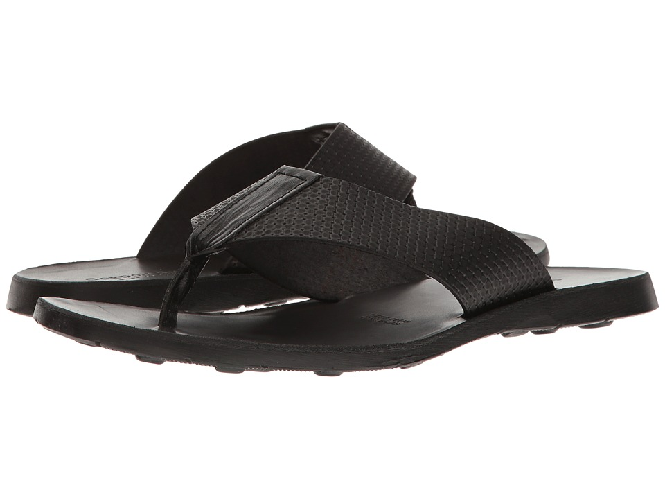 Gordon Rush - Cameron (Black) Men's Sandals