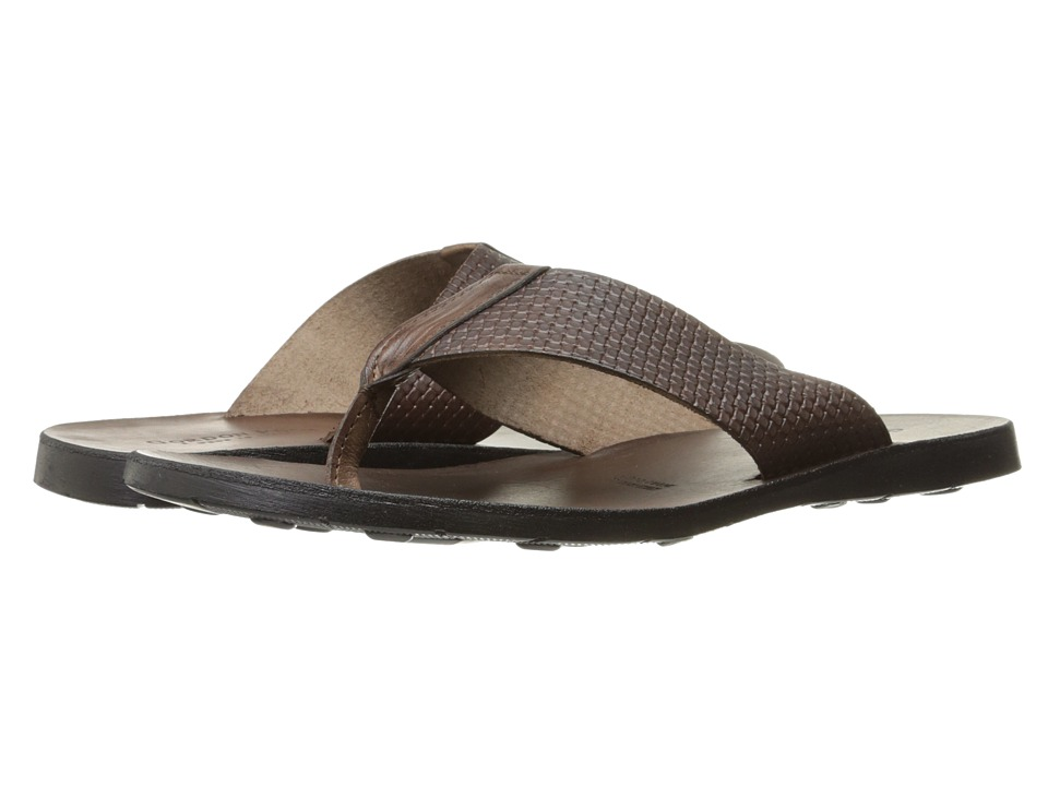 Gordon Rush - Cameron (Brown) Men's Sandals