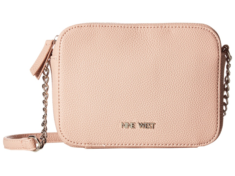 Nine West - Lucky Treasure Small Crossbody (New Mauve) Handbags