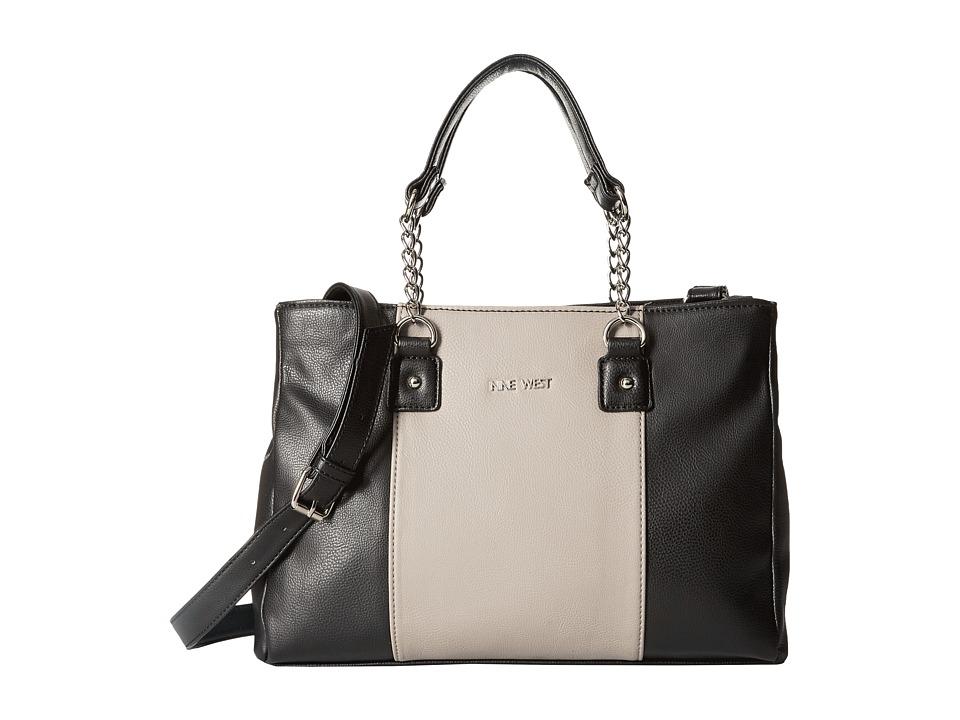 Nine West - Busy Body (Elm/Black) Handbags