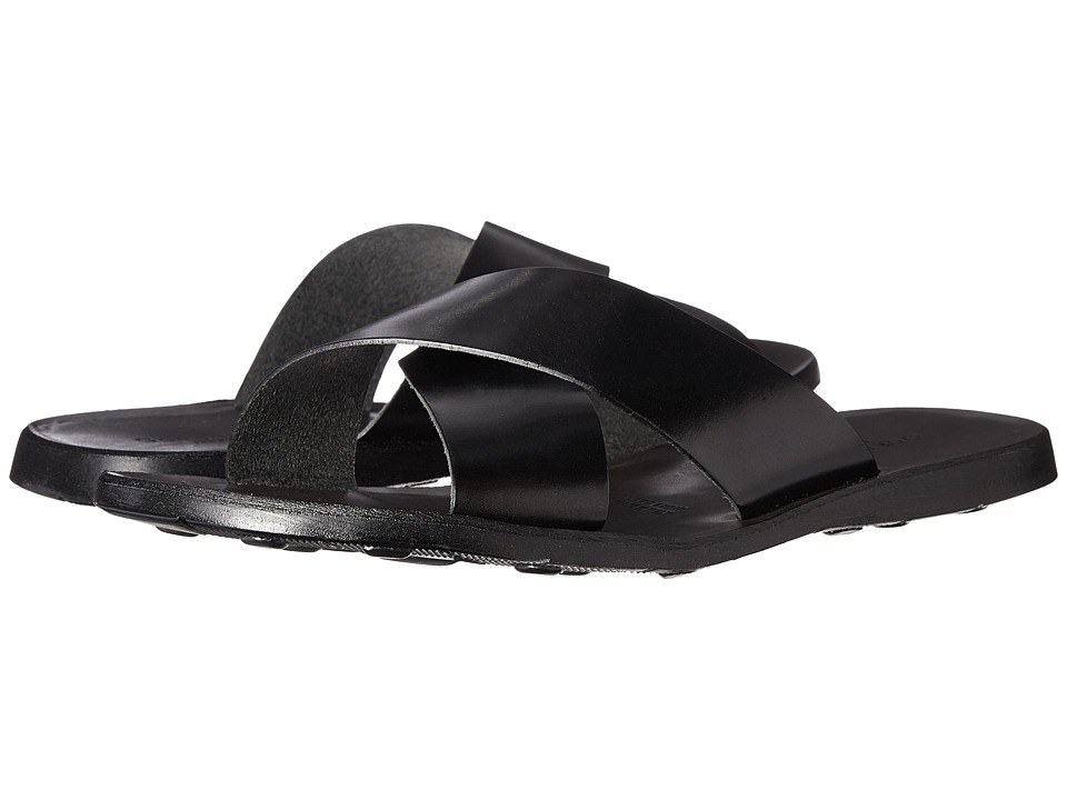 Gordon Rush - Carson (Black) Men's Sandals