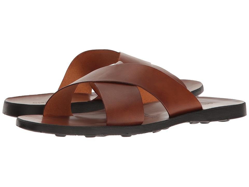 Gordon Rush - Carson (Cuoio) Men's Sandals