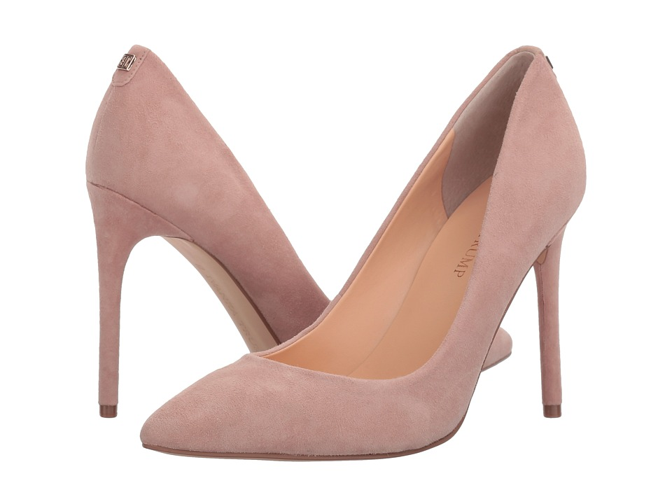 Ivanka Trump - Kayden 4 (Natural Suede 1) High Heels