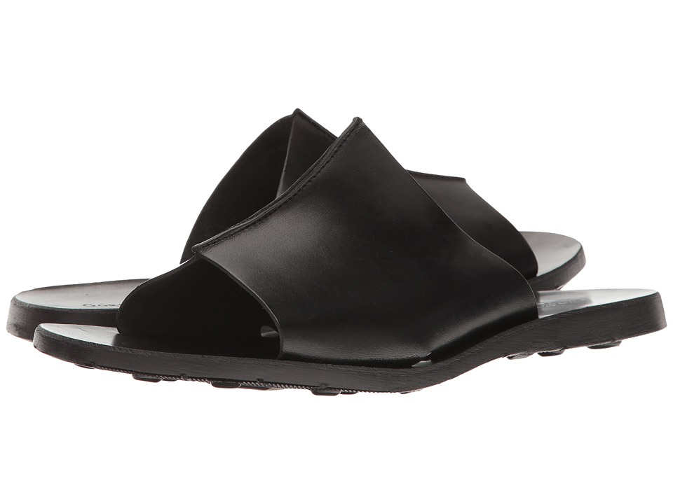 Gordon Rush - Chase (Black) Men's Sandals