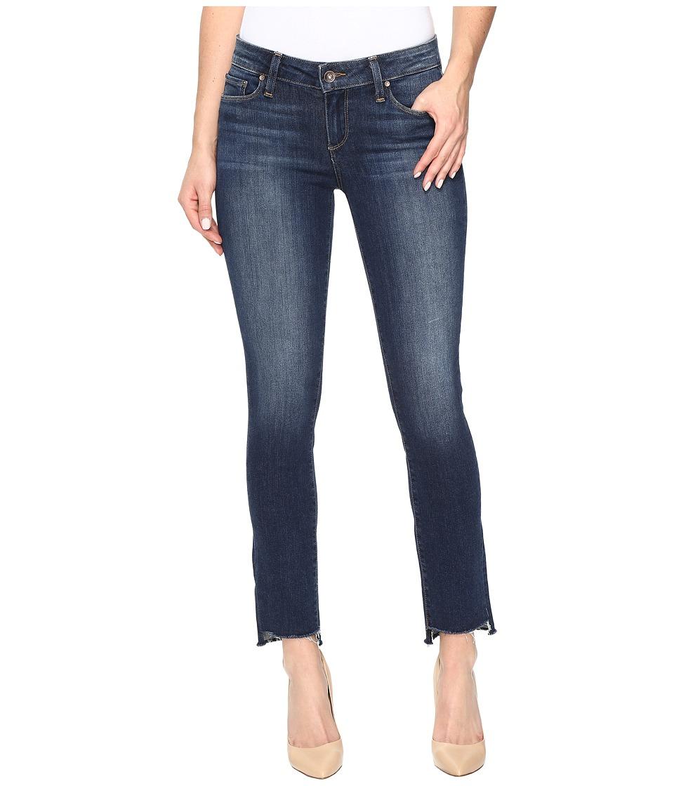 Paige - Skyline Ankle Peg in Brookdale (Brookdale) Women's Jeans
