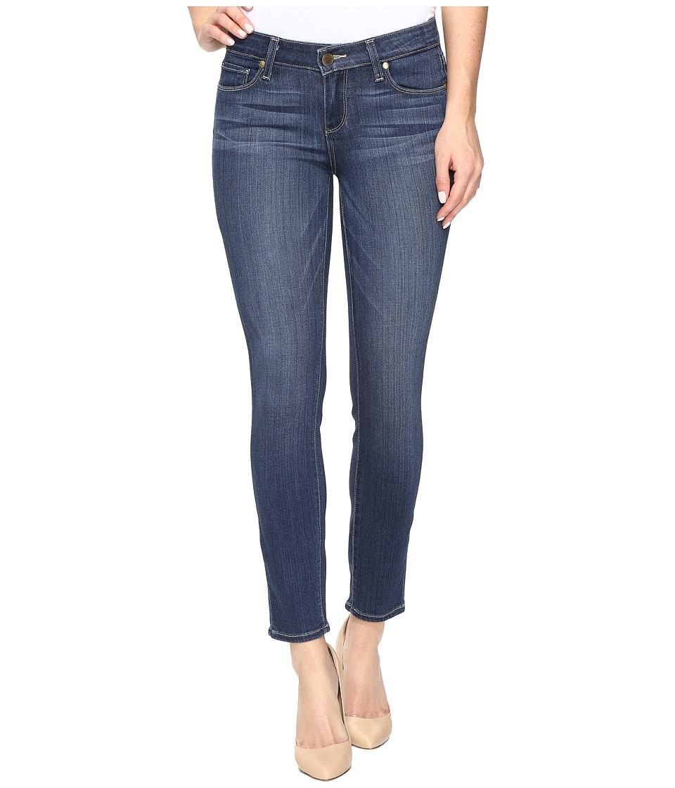 Paige - Verdugo Crop in Trina (Trina) Women's Jeans
