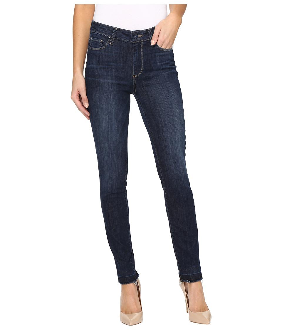 Paige - Hoxton Ankle Peg w/ 3/4 Undon Hem in Merrick (Merrick) Women's Jeans