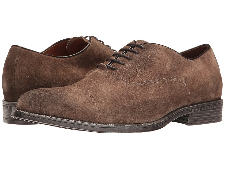 RUSH by Gordon Rush Rowling (Taupe Suede) Men