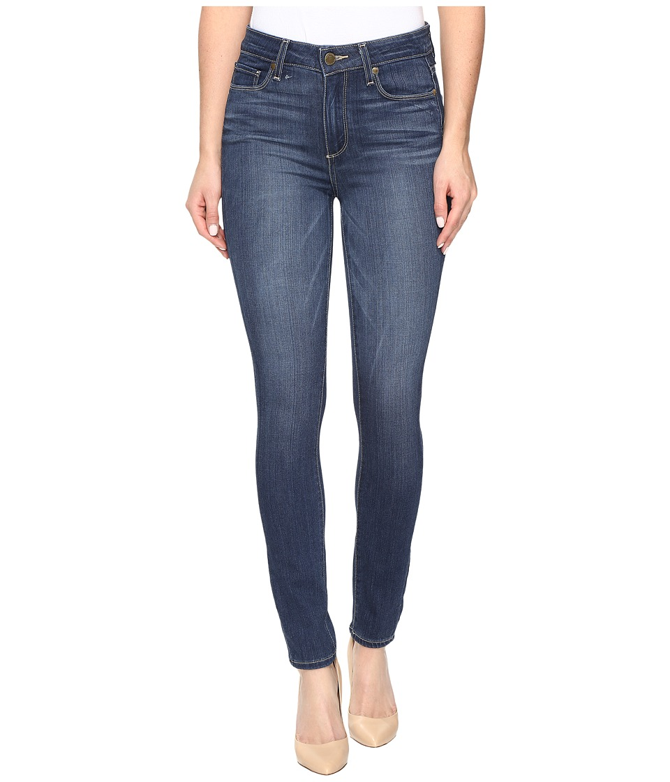 Paige - Hoxton Ankle in Trina (Trina) Women's Jeans