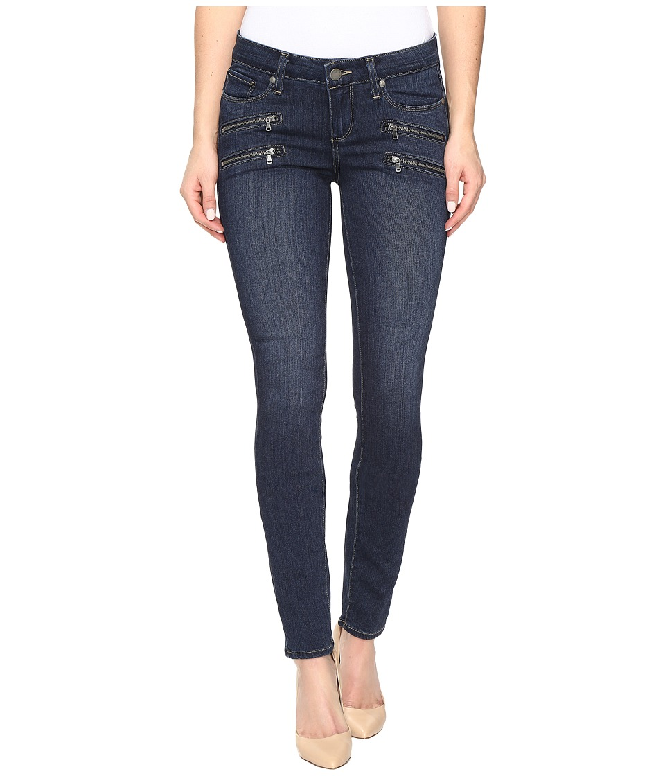 Paige - Edgemont Ultra Skinny in Alden No Whiskers (Alden No Whiskers) Women's Jeans