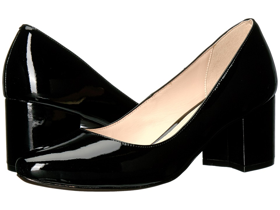 Cole Haan - Eliree Pump 55mm (Black Patent) Women's Shoes