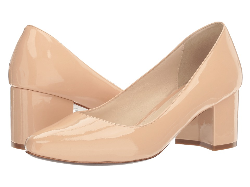 Cole Haan - Eliree Pump 55mm (Nude Patent) Women's Shoes