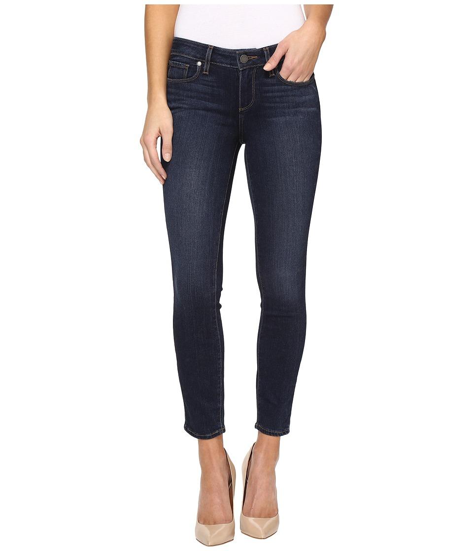 Paige - Verdugo Crop in Solita (Solita) Women's Jeans
