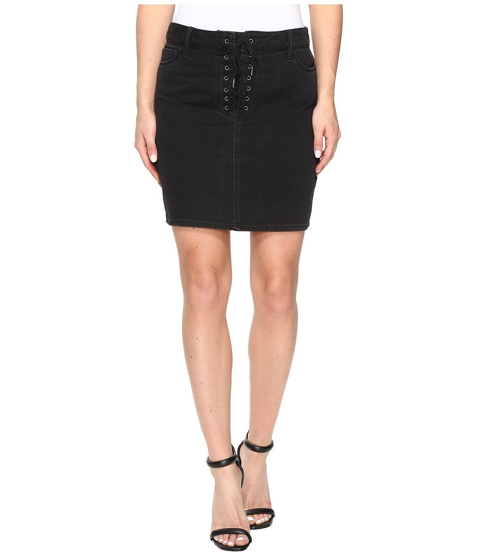 Paige Iris Skirt (Nightingale Black) Women