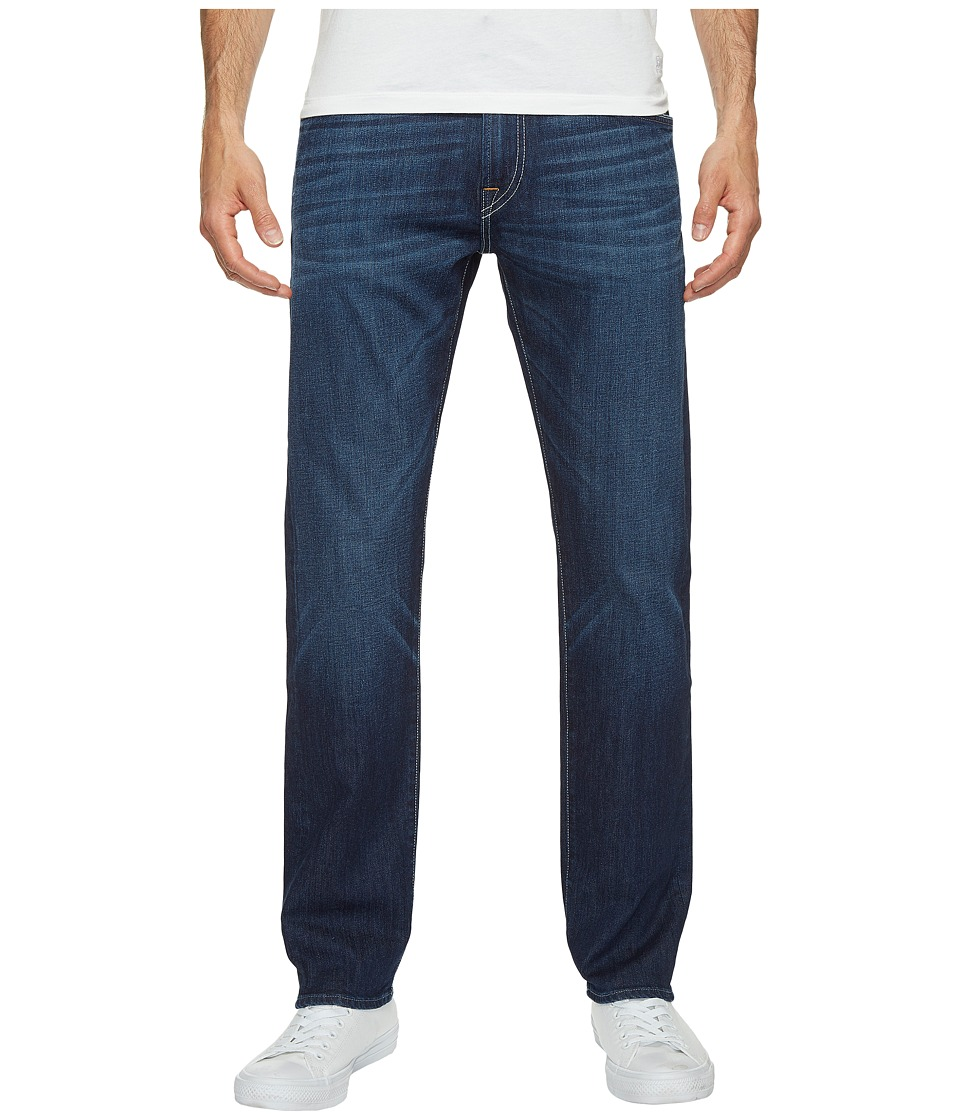 True Grit - Slim Straight 323 Jeans w/ Stretch in California (California) Men's Jeans
